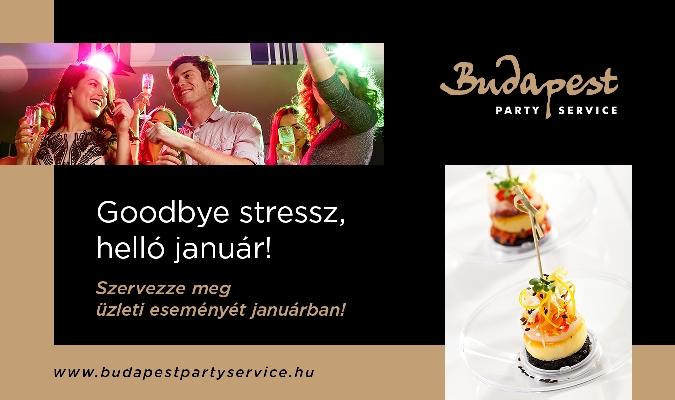 budapest party service vendéglátás catering