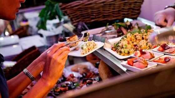 Budapest Party Service Catering