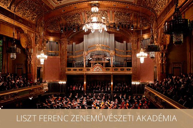 Liszt Ferenc Zeneművészeti Egyetem