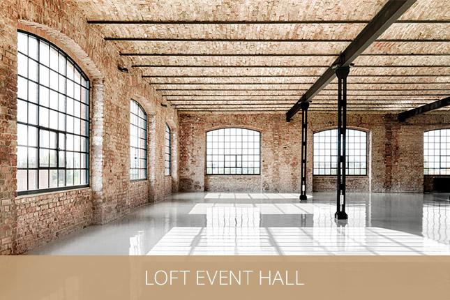Loft Event Hall – Óbuda
