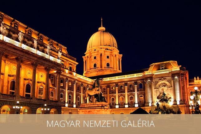 Magyar Nemzeti Galéria – Bálterem