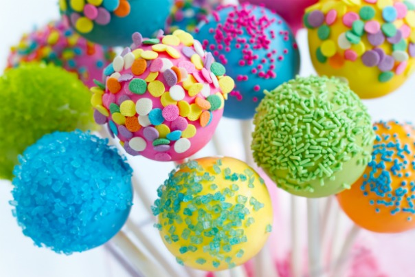 cake pop, családi nap