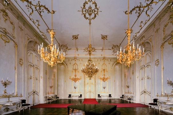 díszterem, királyi kastély